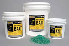 Kaput Vole Bait Comes in Three Bucket Sizes